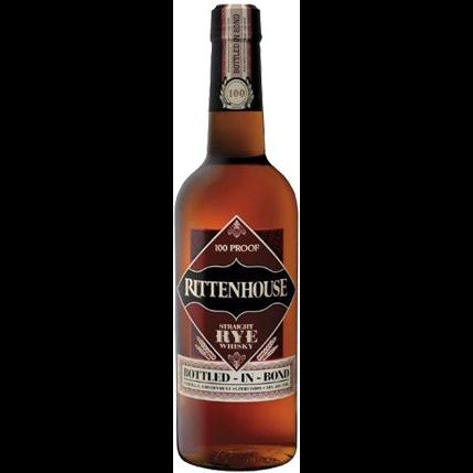 Rittenhouse Rye 100 750ml